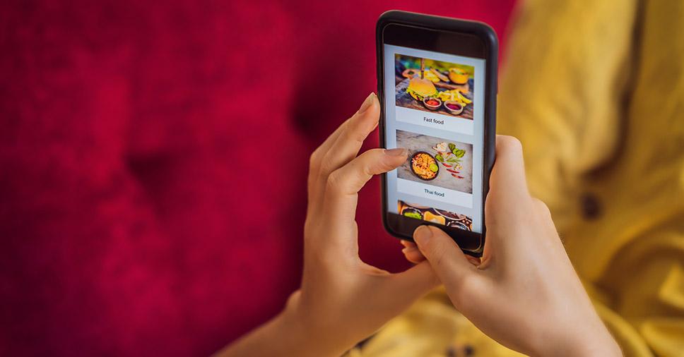 Como montar um cardápio digital atraente para seus clientes?
